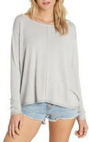 Billabong Women's From Here Split Back Pullover
