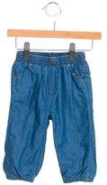 Stella McCartney Girls' Denim Jogger Pants