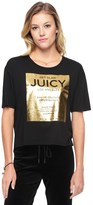 Juicy Couture Eau De Couture Graphic Tee