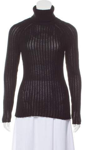 Derek Lam Virgin Wool Turtleneck Sweater