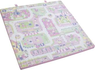 roba 0310 S159 Play/Crawling Mat with Princess Design