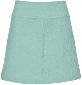 A.P.C. Wright A-Line Mini Skirt