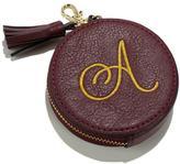 Danielle Nicole Monogram Coin Purse with Tassel
