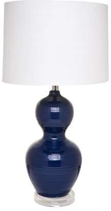Cafe Lighting Bronte Table Lamp Blue
