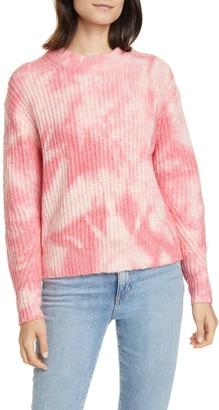 Line Mia Tie Dye Cotton Blend Sweater