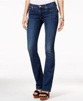 True Religion Becca Worn Vintage Wash Bootcut Jeans