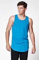On The Byas Bungee Scallop Tank Top