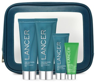 Lancer Oily & Congested Skin 4-Piece Set
