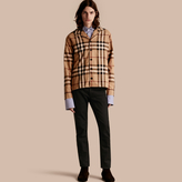 Burberry Check Cotton Pyjama-style Shirt