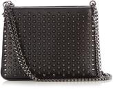 Christian Louboutin Triloubi spike-embellished shoulder bag