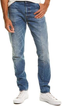 G-Star Raw Lanc 3D Medium Aged Tapered Leg Jean