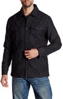Robert Graham Abney Long Sleeve Classic Fit Shirt Jacket