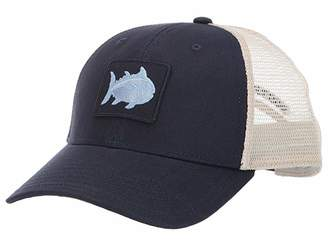 Southern Tide Vintage Fly Patch Skipjack Trucker Hat