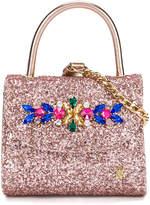 Xavem Kids jewel embellished glitter bag