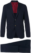 Eleventy formal suit - men - Silk/Spandex/Elastane/Cupro/Virgin Wool - 46