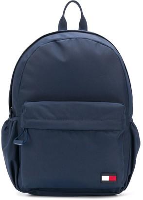 Tommy Hilfiger Junior Embroidered Logo Backpack