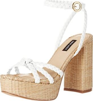 Nine West Women's WNRYLIN Heeled Sandal