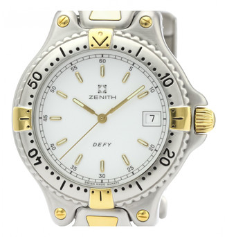 Zenith White Gold plated Watches