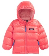 Patagonia Infant Girl's Hooded Down Jacket