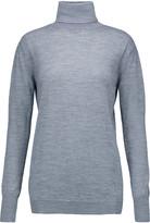 MiH Jeans Alpaca turtleneck sweater