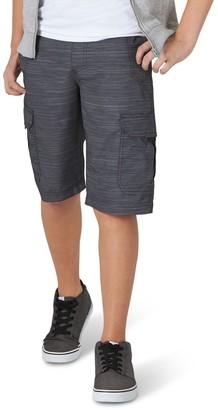 Lee Boys 4-20 Proof Pull-On Crossroad Shorts in Regular & Husky
