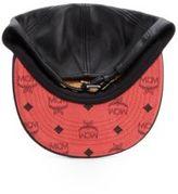 MCM Calf Leather Cap