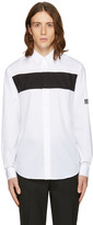 McQ by Alexander McQueen White Shields Pop Shirt
