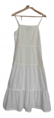 Sea New York White Cotton Dresses