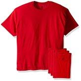 Hanes Men's Ecosmart T-Shirt (Pack of 4)
