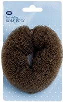Boots Hair Roly Poly in Brown