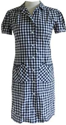 agnès b. Black Cotton Dresses