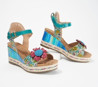 Spring Step L'Artiste by Leather Sandals - Annmarie