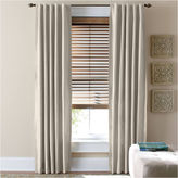 Asstd National Brand JCPenney HomeTM Supreme Thermal Rod-Pocket/Back-Tab Curtain Panel