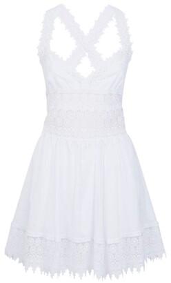 Charo Ruiz Ibiza Thick Strap Lace Dress
