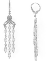 Nadri Dolce Chandelier Earrings