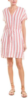 Rails Wren Linen-Blend Shift Dress