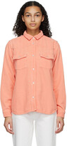 Thumbnail for your product : Won Hundred Pink Corduroy Pernilla Shirt