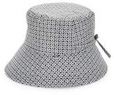 totes Geometric Bow Bucket Hat