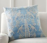 Pottery Barn Robyn Embroidered Pillow Cover
