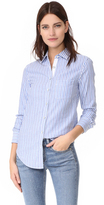 Rag & Bone Stripe Classic Shirt
