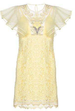 Thumbnail for your product : Elisabetta Franchi Short dress