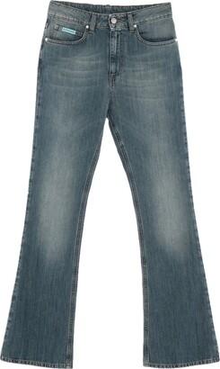 ALEXACHUNG Denim pants
