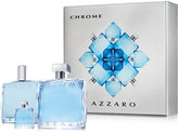 Azzaro 3-Pc. Chrome Holiday Gift Set