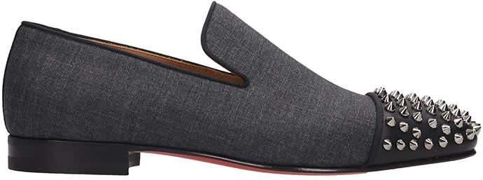 8c8efb15ba3 Grey Wool Spooky Moccasin