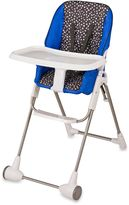 Evenflo SymmetryTM Hayden Dot High Chair in Blue/Black