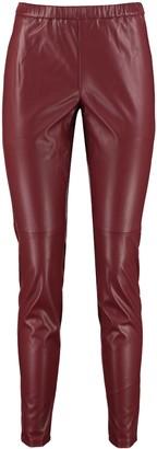 MICHAEL Michael Kors Faux Leather Trousers