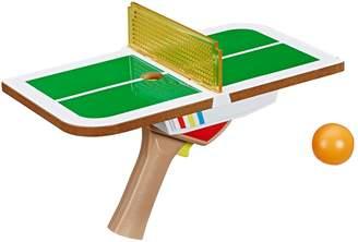 Hasbro Games Tiny Pong Solo Table Tennis Electronic Game