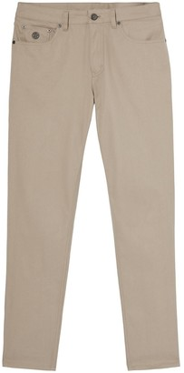 Burberry Low-Rise Slim-Fit Chinos
