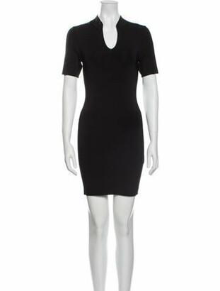 Alexander Wang Tee Mini Dress w/ Tags Black