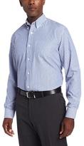 Cutter & Buck Men's Big-Tall Long Sleeve Epic Easy Care Bengal Shirt